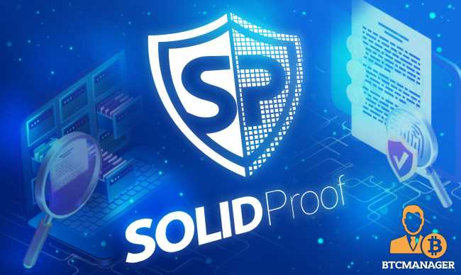 Solidproof Eyes to Introduce Automated Auditing Procedure