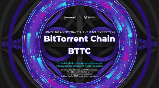 TRON And BitTorrent Launch BTTC