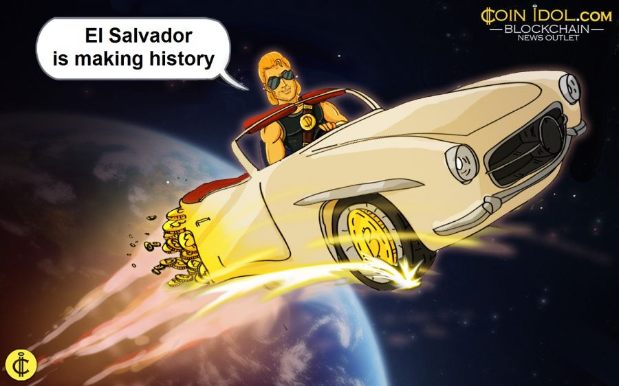 The Historic Date has Come; Bitcoin Officially Becomes El Salvador's National Currency