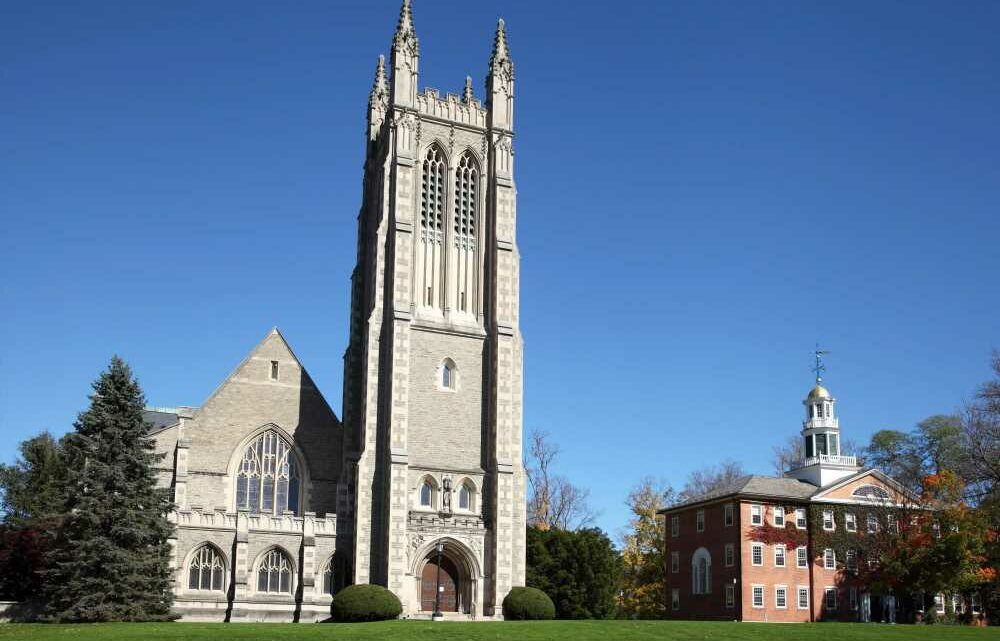 The top 5 liberal arts colleges of 2022, according to U.S. News