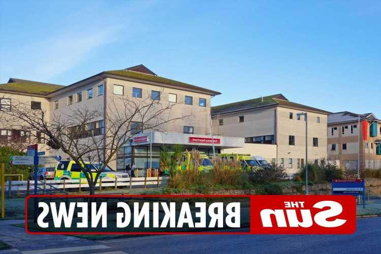 Three hospitals in Cornwall suspend all planned and urgent surgery due to surge in Covid patients