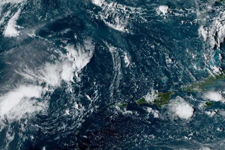 Tropical Storm Peter forms over Atlantic Ocean as trackers say path could bring heavy rains to Puerto Rico