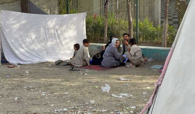 U.S. seen funding humanitarian aid for Afghanistan, but not its government