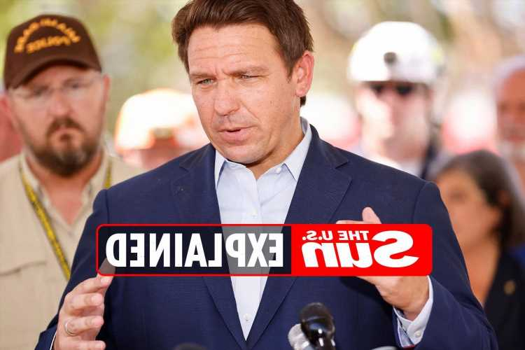 What is Ron DeSantis' approval rating 2021?