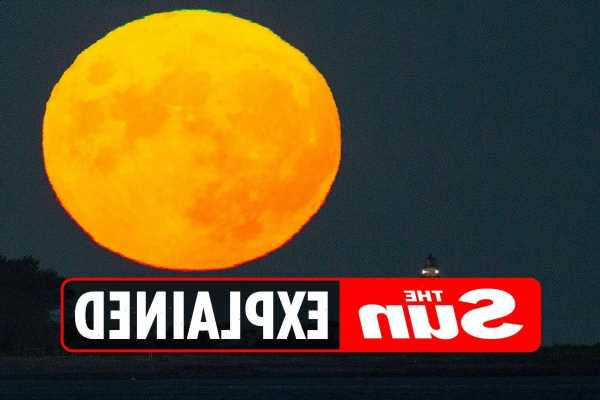 What is the spiritual meaning of the Harvest Moon?