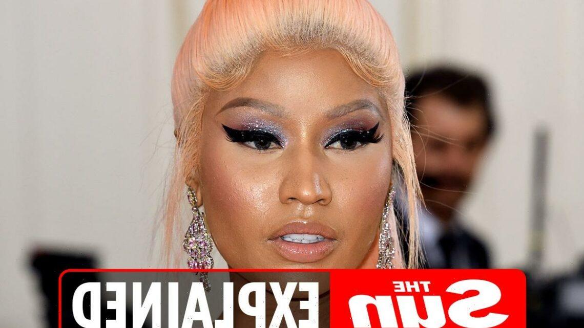 Why did Nicki Minaj skip Met Gala 2021?