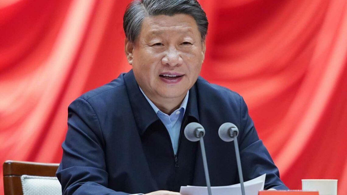 Xi Jinping will be TOPPLED by rivals sick of China's totalitarian regime within 18 months, claims expert