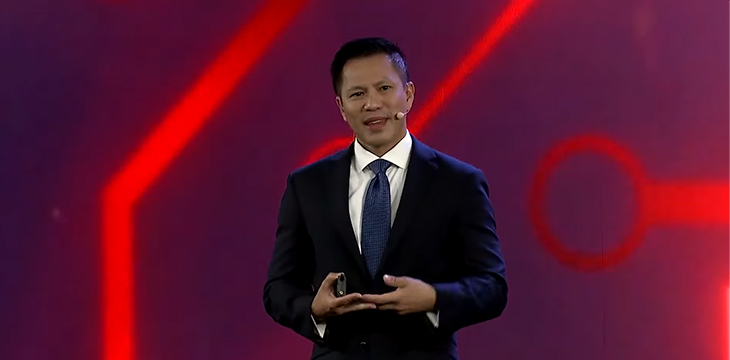 'It's about time': Jimmy Nguyen kicks off CoinGeek New York conference