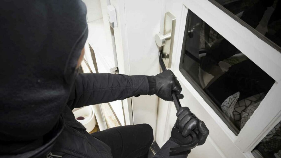 8 clever tricks to reduce YOUR risk of being burgled this winter, revealed by criminologist