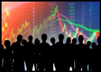 Asian Shares Broadly Lower On Fed Tapering Talk