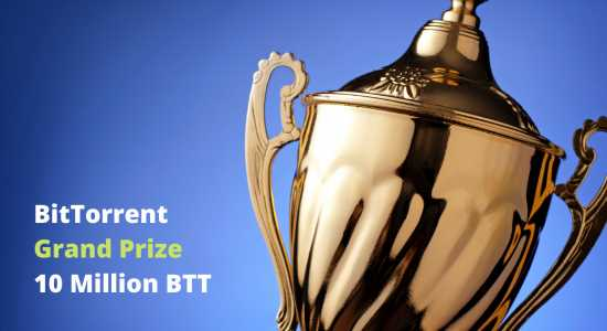 BitTorrent Announces First Three Winners Leading Up To 10 Million BTT Grand Prize