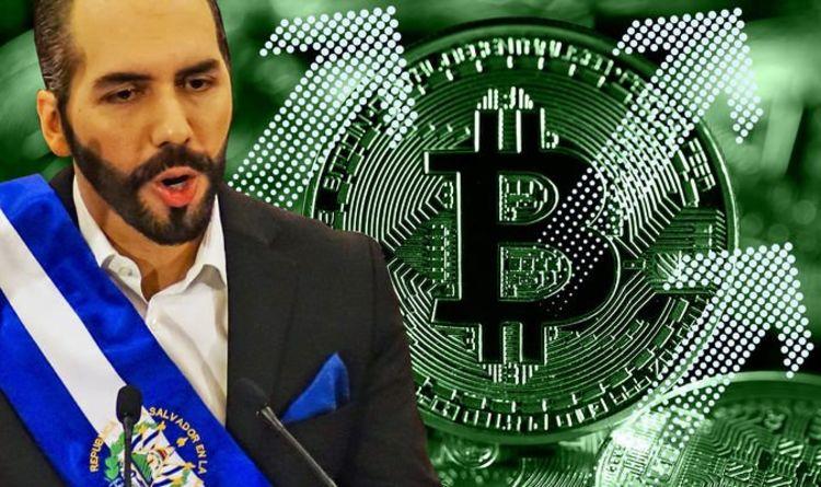 Bitcoin smashes through $50K making El Salvador's crypto gamble go green