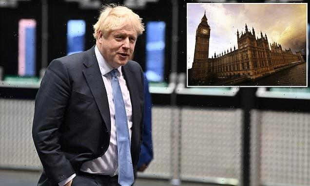 Boris Johnson refuses to rule out an early general election in 2023