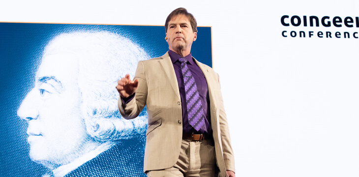 Craig Wright: Bitcoin is an informational commodity