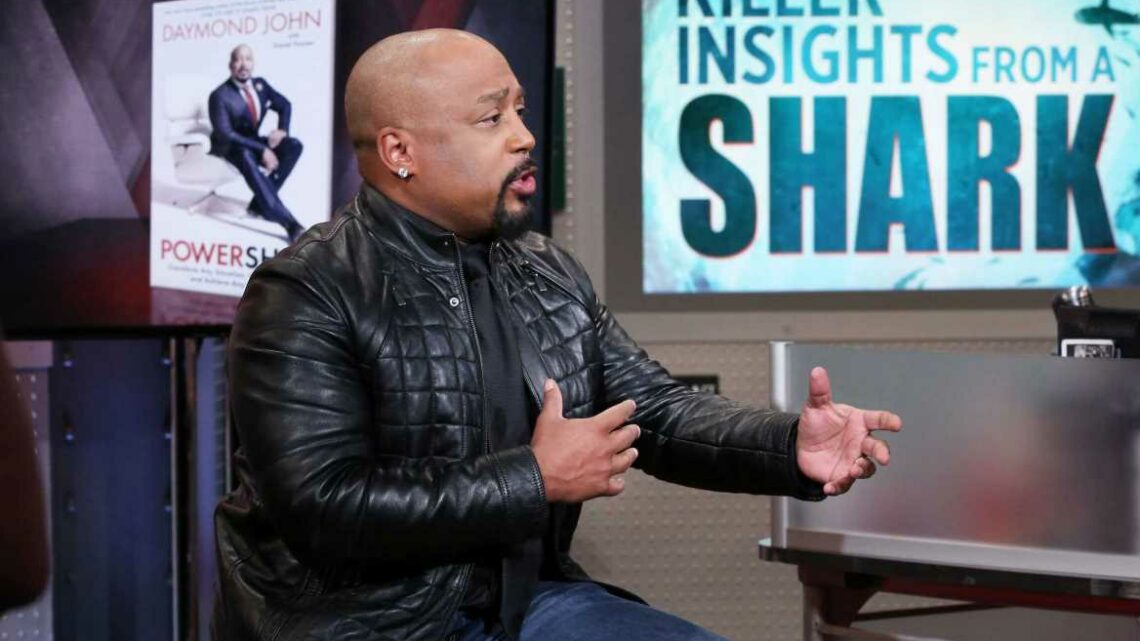 Daymond John: Successful people have no 'magic wand' – here's what it takes