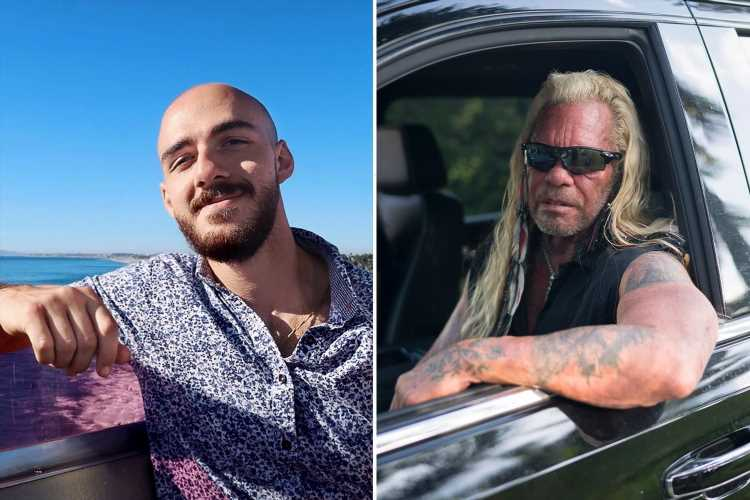 Dog the Bounty Hunter's daughter vows he's 'not giving up' search for Brian Laundrie despite injury & says 'bait is set'