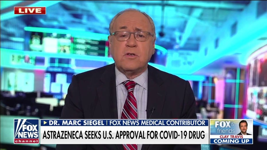 Dr. MarcSiegel: COVID prevention, treatment and cures – surprising news about where we are now