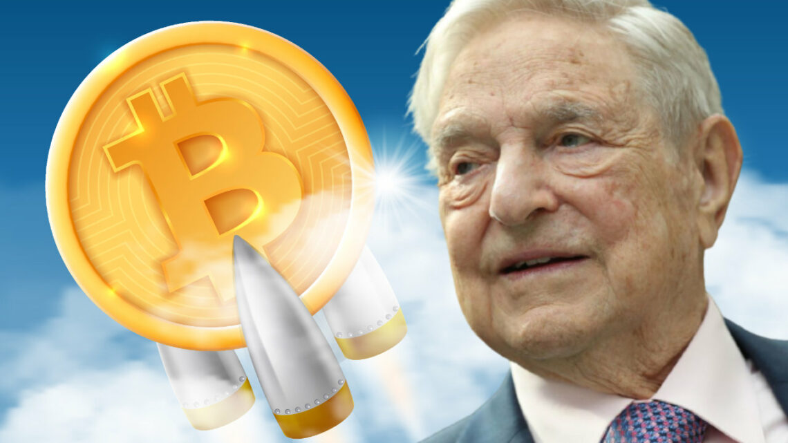 George Soros' Fund Holds Bitcoin, CEO Says Cryptocurrency Has Gone Mainstream – Featured Bitcoin News