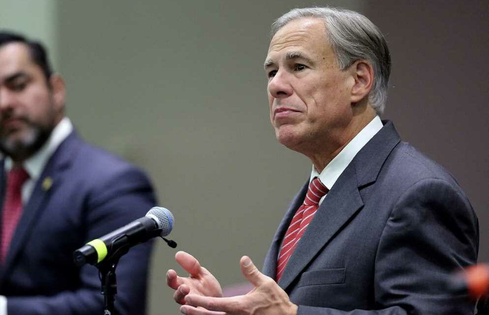 Greg Abbott Attacks Freedom of Private Businesses With Latest Vaccine Mandate Ban