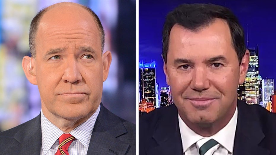 Joe Concha: Matthew Dowd's Texas campaign is temporary, but his insane tweets are forever