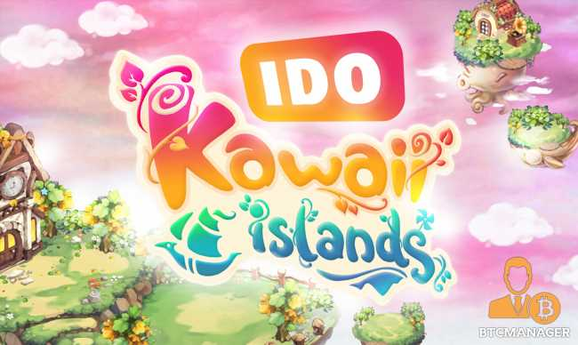 Kawaii Islands NFT Play-to-Earn Game Launching IDO
