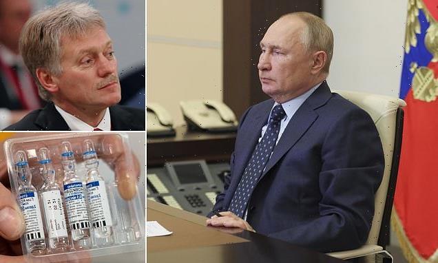 Kremlin dismisses claims Russia STOLE blueprint for AstraZeneca jab