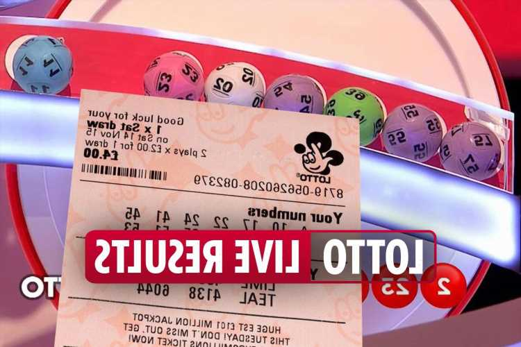 Lotto results LIVE: National Lottery numbers and Thunderball draw tonight, October 9, 2021