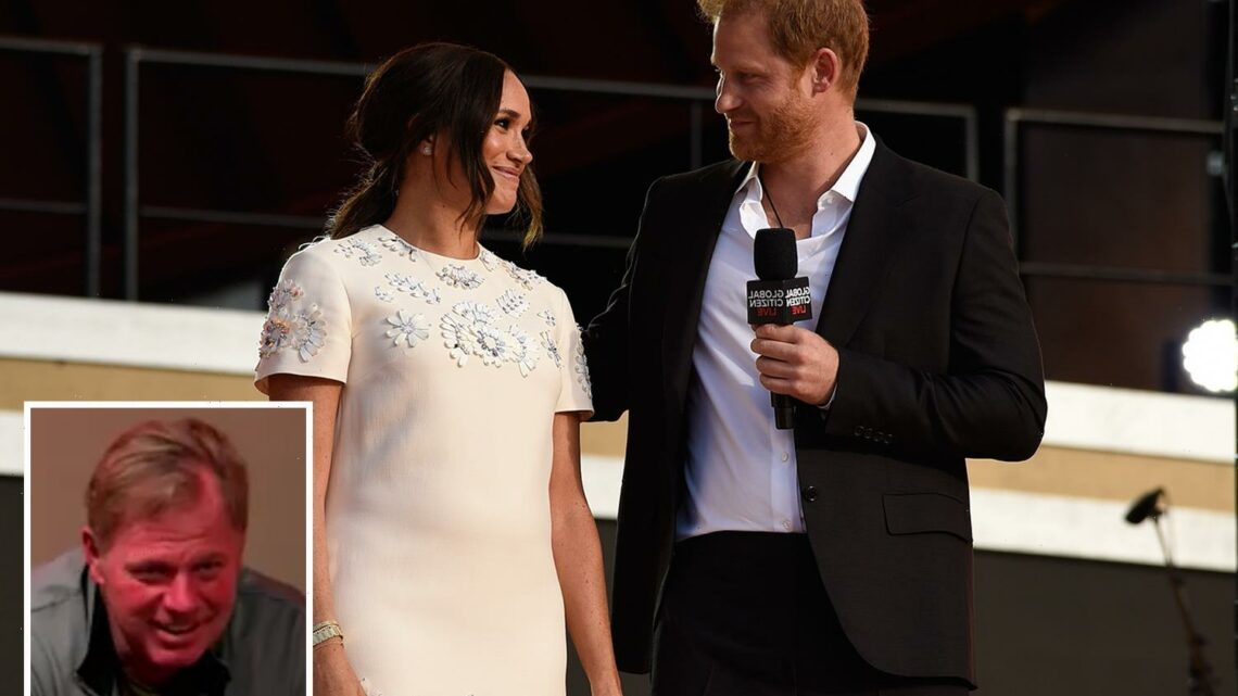 Meghan Markle will dump Prince Harry before long as she did with her first husband, her estranged half-brother claims
