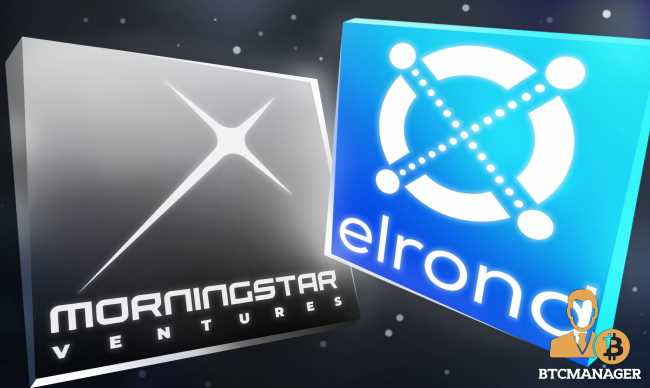 Morning Star Ventures to Invest $15M in Elrond-Based Projects