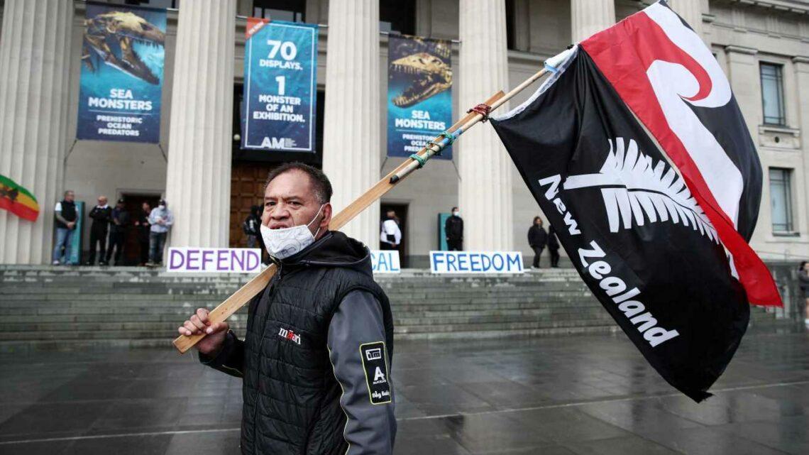 New Zealand drops its Covid-19 elimination plan as delta persists