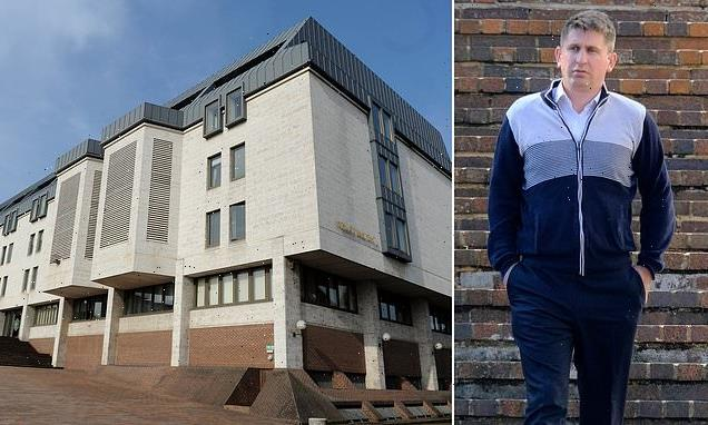 Police officer who downloaded child abuse images is spared jail