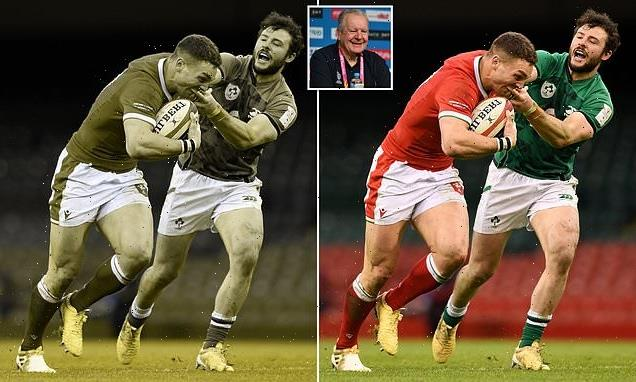 Rugby to ban Wales and Ireland kit clashes to help colour-blind fans