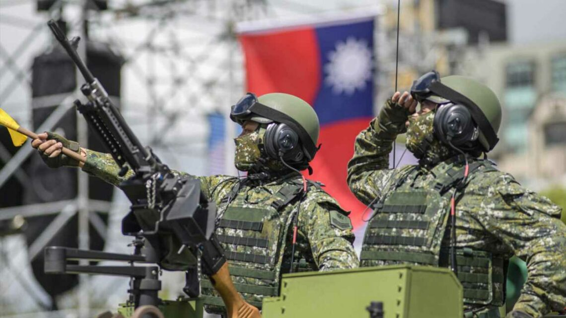Taiwan won't start a war with China but will defend itself 'full on,' say defense minister