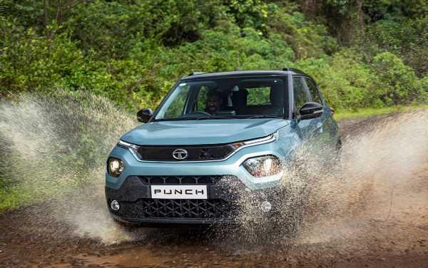 Tata Motors reveals sub-compact SUV Punch, launch on Oct 20