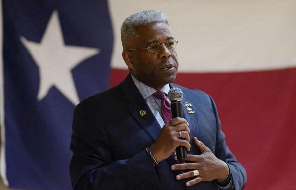 Texas Republican Allen West, While Hospitalized for Covid, Doubles Down on Anti-Vaxx Rhetoric