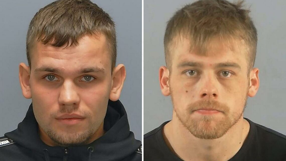 Thugs who tied up woman, 72, and robbed her of £460,000 heirlooms including Military Cross are ordered to repay just £1