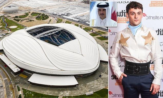 Tom Daley calls for boycott of Qatar World Cup 2022