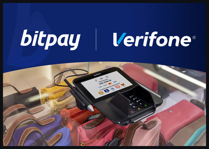 Verifone To Begin Accepting Payments In Cryptocurrencies