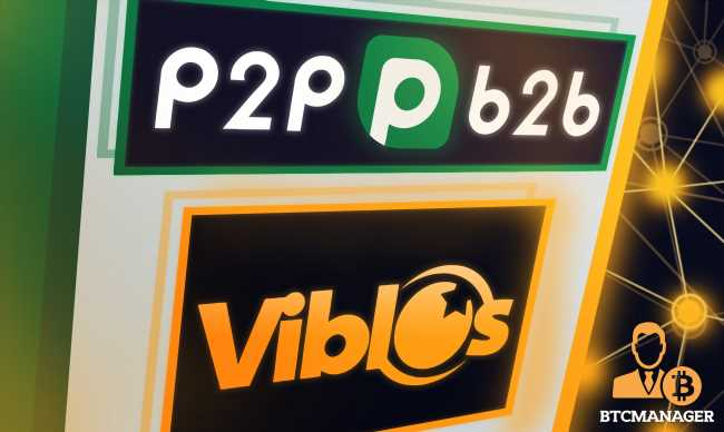 Viblos Runs Token Sale on P2PB2B