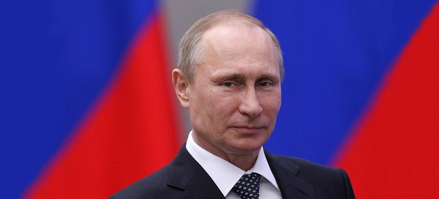 Vladimir Putin States Cryptos Have the 'Right to Exist'