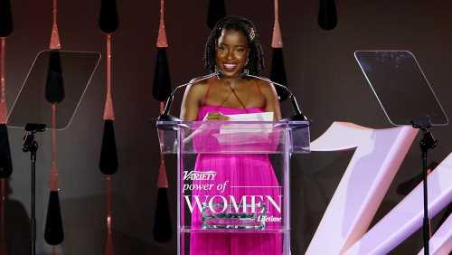 Watch Amanda Gorman's Uplifting 'We Rise' Poem at Variety's Power of Women Event