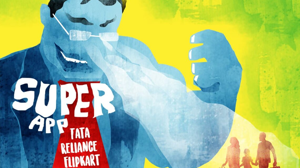 Who will win the Super App race in India?