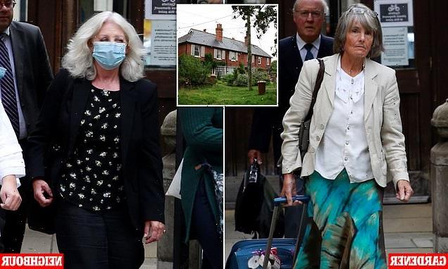 Woman forced to pay £250,000 over rotten fruit on neighbour's lawn