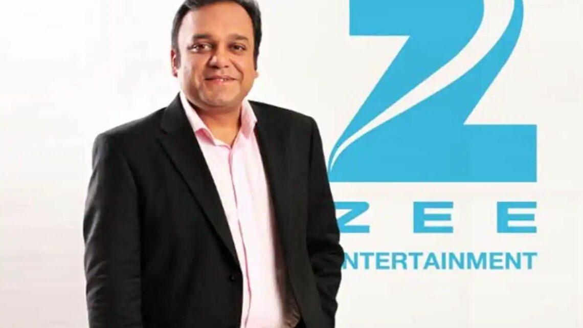 Zee's Punit Goenka: Not Just The Owner's Son